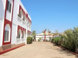 Samo Hotel – hotel w mieście Dżibuti
