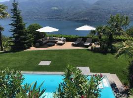Villa Fiorita *****, hotel in Brissago
