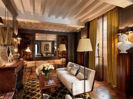 MARQUIS Faubourg St Honoré Relais & Châteaux, hotel near Palais Bourbon, Paris
