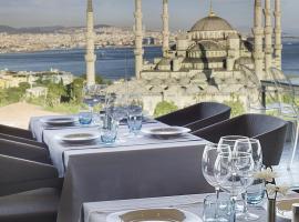 Hotel Arcadia Blue Istanbul, отель в Стамбуле