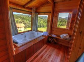 Hospedaria Refugio do Invernador, cabin in Urubici