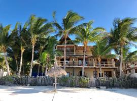 CASA CAT BA Beachfront Boutique Hotel, hotel in Holbox Island