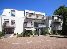 Pension Astoria, hotel a Prato allo Stelvio