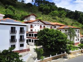 Hotel Recanto Bela Vista, hotel em Águas de Lindoia