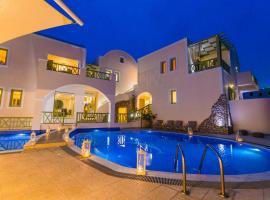 Anassa Deluxe Suites, ξενοδοχείο κοντά σε Αrt Space Σαντορίνη, Καμάρι