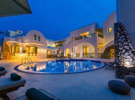 Anassa Deluxe Suites, hotel in zona Spiaggia Nera, Kamari