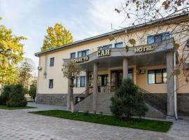 Hotel Saya, hotel near Ascension Cathedral, Almaty