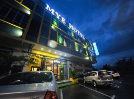 MYe Hotel, hotel in Muar