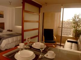 Santiago Suite Apartment, hotel in Santiago