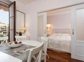 Beautiful & Luxury Apartment centrally-located, luxury hotel in Barcelona