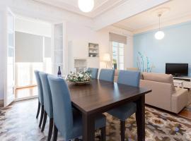 Luxury and Elegant Apartment in the Center, hôtel accessible aux personnes à mobilité réduite à Barcelone