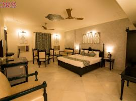 LMB Hotel City Centre, Jaipur, hotel near Nahargarh Fort Palace, Jaipur