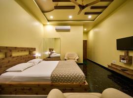 Hotel Saptarang Residency, family hotel in Kolhapur