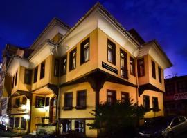 Safran Hotel, hotel in Bursa