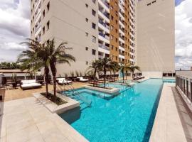 HUB, apartamento em Ribeirão Preto