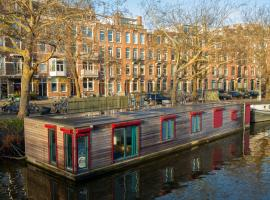 Houseboat Piano Forte, homestay in Amsterdam