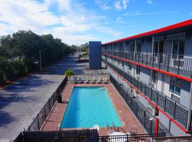 Travelodge by Wyndham Orlando at Heart of International Drive, motel in Orlando