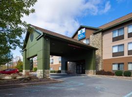 Best Western Inn at Blakeslee-Pocono, hotel in Blakeslee