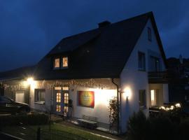 Sonnenhaus Bara, accessible hotel in Winterberg