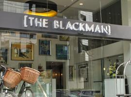 Art Series - The Blackman, hotel in St. Kilda Road, Melbourne