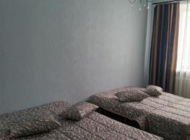 35 проспект Ибрагимова, апартаменты/квартира в Казани