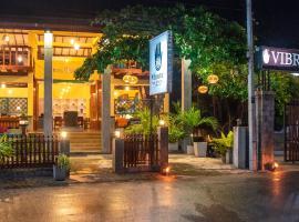 Hotel Vibration, hotel in Hikkaduwa