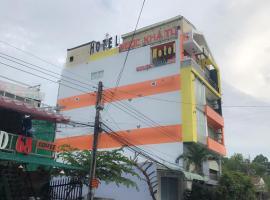 Ngoc Kha Tu 1 Hotel, hotel in Long Xuyên