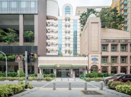 Hotel Bencoolen Singapore (SG Clean, Staycation Approved), hotel in Singapore