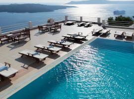 Tzekos Villas, hotel in Fira