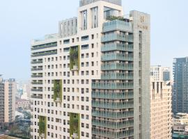 HUAN Serviced Residence, hotel in Taichung