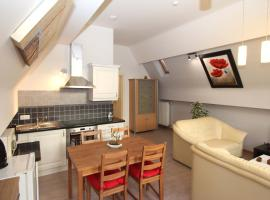 Apartment Old Saxo, budget hotel in Ieper