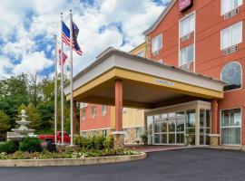 Comfort Suites Near Gettysburg Battlefield Visitor Center, hotel in Gettysburg