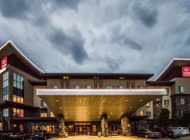 Comfort Suites Kelowna, hotel in Kelowna