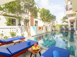 Summer holiday villa, hotel in Hoi An