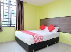 Hotel De' Tees, Masai Utama, hotel di Pasir Gudang