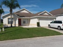 Florida Villa, cottage in Kissimmee