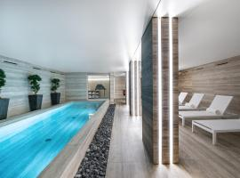 9Hotel Paquis – hotel w Genewie