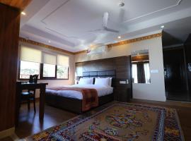 Hotel Norbu House, hotel en McLeod Ganj