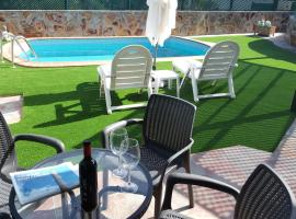 Villa Vista Dorada 134. Maspalomas, golf hotel in San Bartolomé