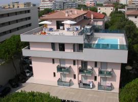 Olimpia Hotel & Aparthotel, отель в Бибионе