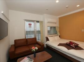Sapporo - Apartment / Vacation STAY 12018、札幌市のB&B