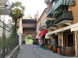 Albergo Tecla, отель в Лацизе