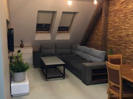Apartament - Loft, apartment in Piła