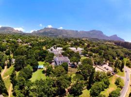 Alphen Boutique Hotel, hotel in Cape Town
