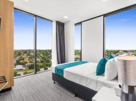 Essence Suites Taringa, accommodation in Brisbane