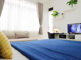 M-H1 Serviced Apartments, hotel in Ho Chi Minh City
