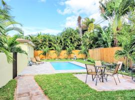 Tropical Retreat - 632A, apartment in Fort Lauderdale