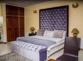 Rugems Executive Lodge, lodge in Lusaka