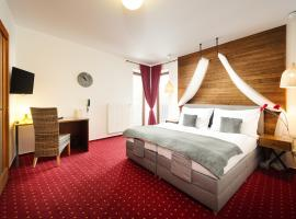 Hotel Sharingham, hotel in Brno