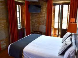 Hotel Alda Algalia, отель в городе Сантьяго-де-Компостела
